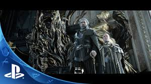 final fantasy final fantasy xv kingsglaive trailer ps4 youtube