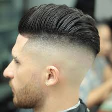 skin fade comb over hairstyle the razor fade haircut men s hairstyles haircuts 2018