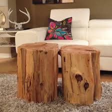wood stump coffee table stump tables log furniture stump coffee table wood block tables