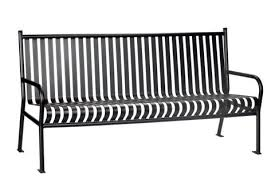 Commercial Outdoor Bench Commercial Outdoor Metal Benches Bar U0026 Restaurant Furniture