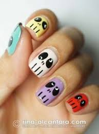 halloween toenails toe nails designs pinterest toe