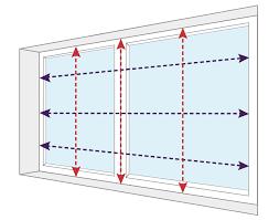 Measuring Window Blinds Window Blinds Designer Blinds At Discount Prices