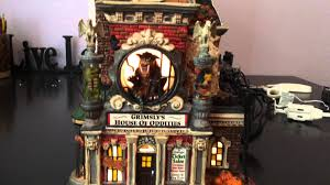 dept 56 grimsly u0027s house of oddities 799935 retired