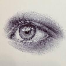 ballpoint eye by shadowseason on deviantart