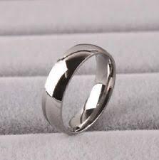 comfort fit titanium mens wedding bands titanium wedding ring ebay