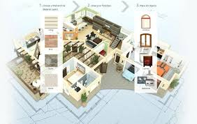 3d floor plan software free 3d home layout chief architect modern miniature drawing floor plan