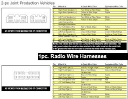 need daimler chrysler harness wiring diagram for cd radi part no