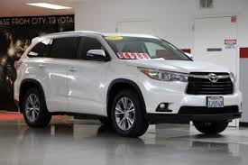 2015 toyota highlander xle review used 2015 toyota highlander for sale pricing features edmunds
