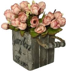 artificial flowers for home decoration artificial plants artificial flower home decoration light pink