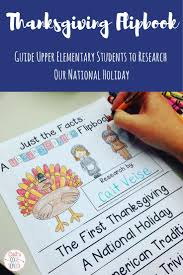 thanksgiving research flipbook national holidays thanksgiving and