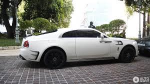 mansory wraith rolls royce mansory wraith 26 august 2017 autogespot