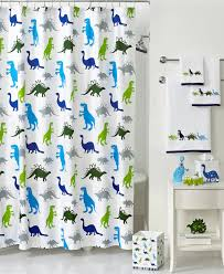 kassatex bath accessories dino park shower curtain shower kassatex bath accessories dino park shower curtain shower curtains accessories bed