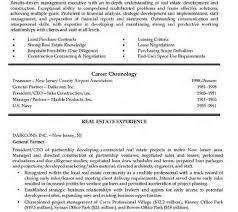 realtor resume examples cv resume ideas