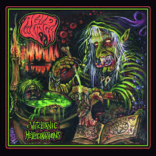 halloween music cd witchtanic hellucinations acid witch