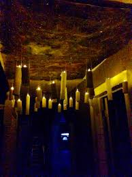 harry potter night light eco yogini halloween diy harry potter great hall floating candles