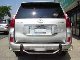 lexus truck gx 460 vanguard 10 15 lexus gx gx460 rear bar bumper protector grill