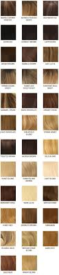hair color rings images Louis ferre hair color chart synthetic human hair sample color jpg