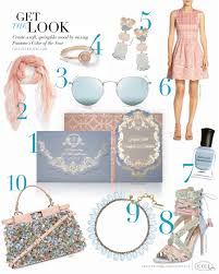 v281 get the look pantone color of the year u2014 ceci style