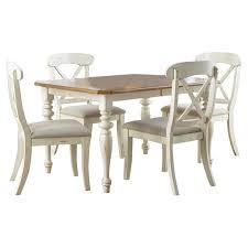 White Wooden Dining Table And Chairs Dining Sets Birch Lane