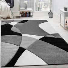 tappeto grande moderno nuovo tappeto moderno piccolo grande xl grigio nero astratto