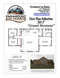 Kitchen Collection Jobs Grand Montana Paramount Log Homes