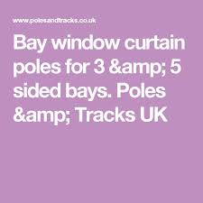 Curtain Pole For Bay Window Uk Best 25 Bay Window Curtain Poles Ideas On Pinterest Bay Curtain
