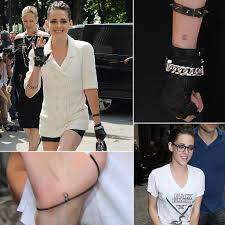 kristen stewart black flag tattoo pictures to pin on pinterest