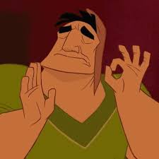 Gif Memes - when the gif is just right pacha edits when the sun hits that