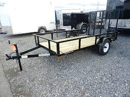 Landscape Trailer Basket by Landscaping Trailers For Sale Lawn Care Trailers Trailer