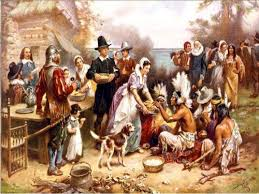 when is thanksgiving day 2017 date history origin happy