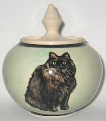 pet urns for cats pet urns donleavy designs pottery animal mugs plates