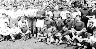 Seeking Liverpool And Football On Liverpool S 1946 U S Tour Eight By Eight