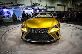 rent a lexus lfa toronto international auto show lifewithjson