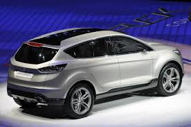 future ford ford vertrek concept cars drive away 2day