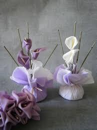 loison mariage arums décoration table de mariage pas de calais