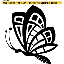 vector for free use butterfly vector graphics