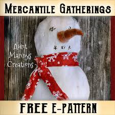 free primitive patterns mercantile gatherings
