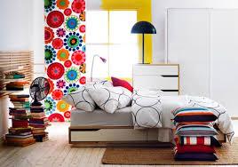 Ikea Modern Bedroom Bedroom Ikea Modern Bedroom Limestone Wall Mirrors Table Lamps