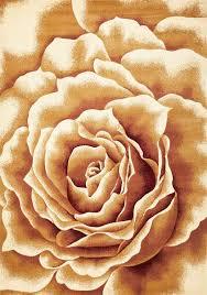 flower area rugs corinthian 5338 ivory floral splendor area rug by kas oriental rugs