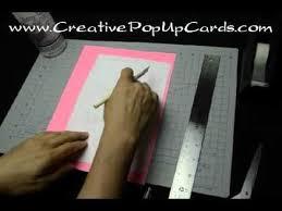 95 best pop up cards cardboard art images on pinterest card