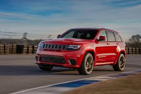 trackhawk jeep engine jeep grand cherokee trackhawk is world u0027s quickest suv autocar