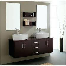 Double Sink Bathroom Vanity Clearance by Bathroom Modus Double Sink Vanity Floating Bathroom Vanity 48