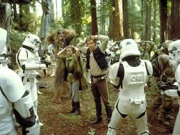 Halloween Wars Wiki by Battle Of Endor Princess Leia Chewbacca And Star Wars Episodes