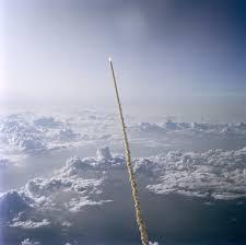 florida usa nasa astronaut john w young snapped this shot of