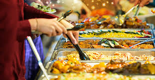 the feast buffet at the santa casino new mexico