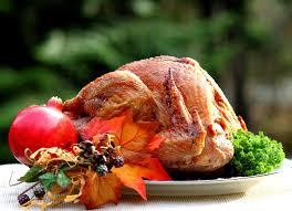 thanksgiving turkey glaze black pepper pomegranate molasses glazed turkey the fruit