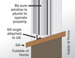 Replacing A Basement Window by Window Installation How To Install Replacement Windows