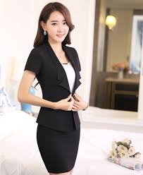 styles of work suites professional ol styles business work suits jackets and skirt summer