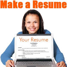 How To Make A Job Application Resume by How To Apply For Your First Job
