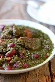 recette cuisine iranienne ghormeh sabzi recette traditionnelle iranienne 196 flavors